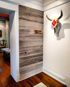 *** RECLAIMED WEATHERED GREY BARN BOARD - NOW IN DURHAM ***