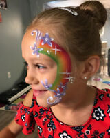 Professional Face Painter & Balloon Animal Maker For Events!