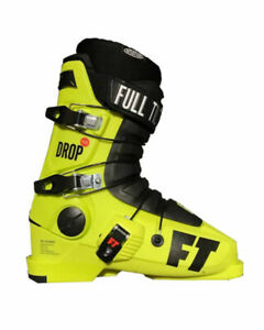 FULL TILT DROP KICK OLYMPIC GREEN 2019 SKI BOOTS 24.5 UP TO 29.5