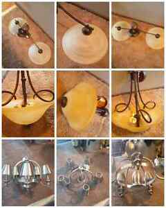 FREE delivery  matching light fixtures