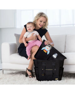 Skip Hop Chelsea 2-in-1 Urban Diaper Bag - BRAND NEW W/ TAG -$85