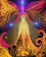 SOUL  STRENGTH angel healing