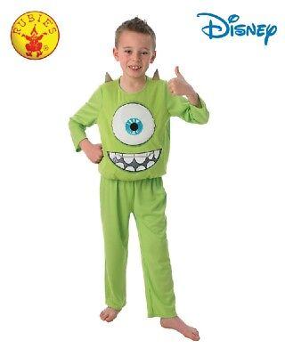 RD 880075 Child Costume Fancy Dress Licensed Disney Monsters Inc Mike Wazowski](Monster Inc Mike Wazowski Costume)
