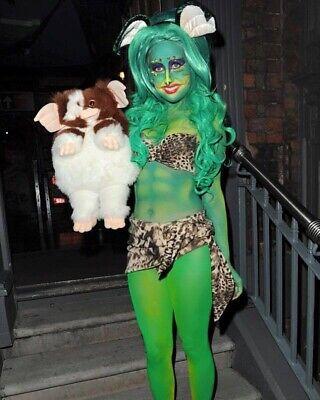 Greta Gremlin Gremlins Movie Film Fancy Dress 80s 80's Cosplay Halloween Costume