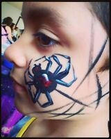 Face Painting -  Maquillage artistique