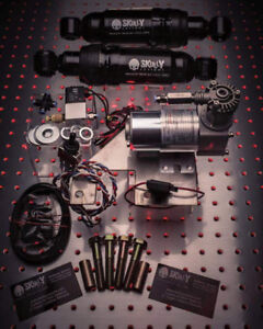 Harley Davidson and Indian motorcycle Air Ride Systems by Skully