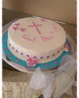 custom-made cakes