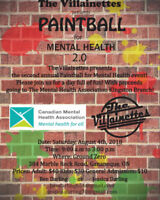 Paintball For Mental Health 2.0