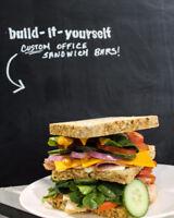 Sandwich building and more