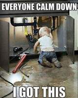 Plumber available Great Rates