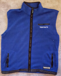 Timberland Size  L Vest, Flees, TShirt and others @ $ 3 - 10