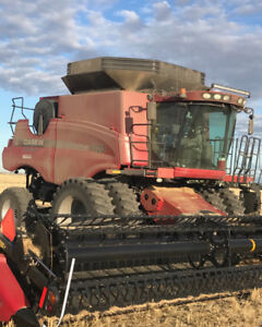 For Sale 2012 8120 Case IH Combine