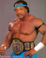 1st Ever African American World Champion Headlines CWE's Legends