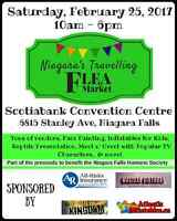 VENDORS WANTED IN NIAGARA FALLS FOR HUGE EVENT !