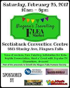 VENDORS WANTED IN NIAGARA FALLS FOR HUGE EVENT ! Kitchener / Waterloo Kitchener Area image 1
