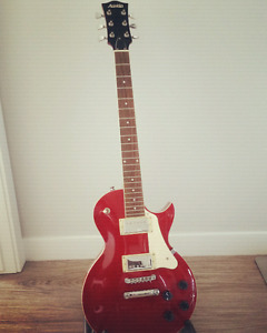 Austin Electric Guitar Model AU766