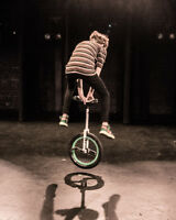 Unicycle Workshop with World Champion Connie Cotter