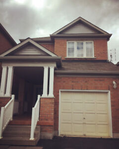 Markham and Steeles 3 bedroom house for rent