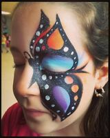 Face Painting - High Quality / Maquillage artistique