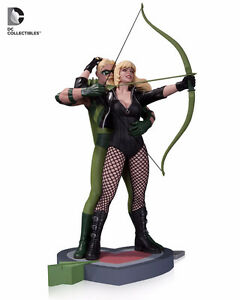 DC Collectibles ARROW and Black Canary Statue now in store!