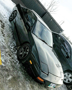 For sale 1992 Nissan 180sx RHD MB Saftied s13