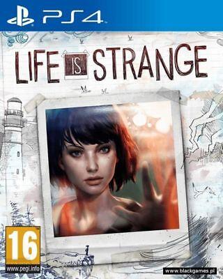 LIFE IS STRANGE VIDEOGIOCO PS4 GIOCO PLAY STATION 4 MULTILINGUA ITALIANO NUOVO
