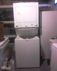 stackable get a great deal on a washer dryer in ottawa kijiji classifieds. Black Bedroom Furniture Sets. Home Design Ideas