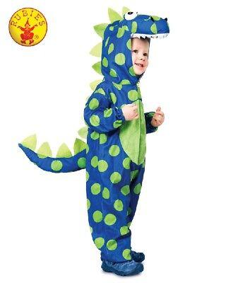 DOUG THE DINO DINOSAUR COSTUME, CHILD HALLOWEEN DRESS BOYS GIRLS TODDLER - Baby Dino Costume