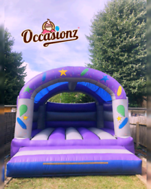 Bouncy Castle Hire All Day Service
