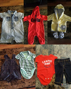 Tons of 3-6 Months baby outfits Stratford Kitchener Area image 5
