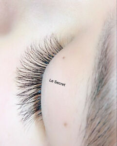 Professional Eyelash extension