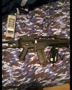High-End Airsoft G36C, swap for PS4 Games
