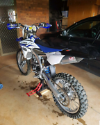 YZ450F 2014 Tweed Heads South Tweed Heads Area Preview