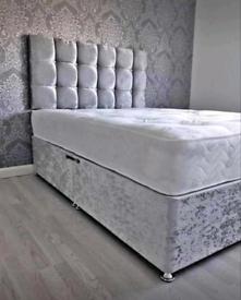 Beds - brand new - sleigh and divan beds 🛌
