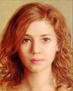 Commission a Beautiful Hand-Painted Oil Portrait from your Photo