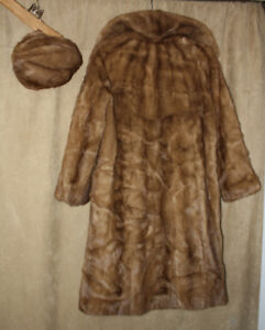 Special Mink Coat- just in time for Christmas!