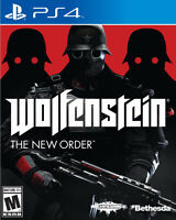 "Wolfeinstein # The New Order""."