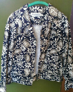 Like new appleseed cotton jacket.