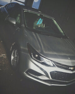 2016 Chevrolet Cruze Silver Other