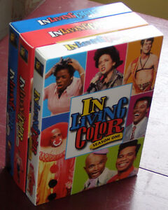 In Living Colour Seasons 1-3