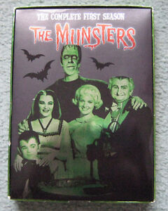 DVD The Munsters (Saison 1)