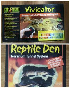 accessoires neuf pour reptiles terrarium vivarium a vendre
