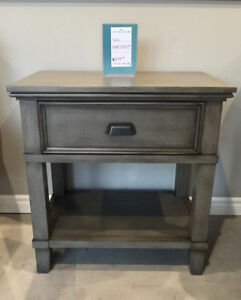 Night Table - *New* Floor Model Clearance