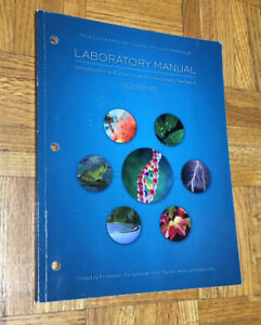 Laboratory Manual - Introduction to Evolution and Genetics