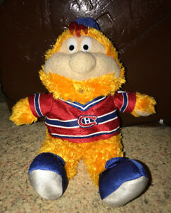 Montreal Canadiens Team Mascot Plush Stuffed Doll Youppi!