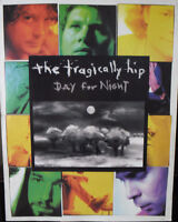 Tragically Hip Promotional Posters