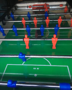 Fabi Coin-Operated Foosball Table