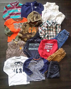 Fall clothing for baby boy 18-24 months