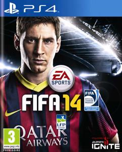 Encemble de 6 jeux de PS4 à vendre