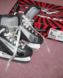 Why pay retail? Great condition youth hockey skates